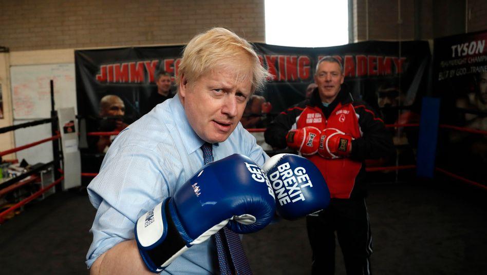 Britischer Premier Boris Johnson
