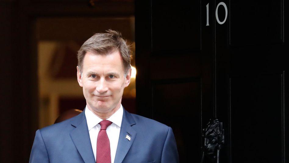 Will die Hintergründe der Leaks aufklären: Jeremy Hunt