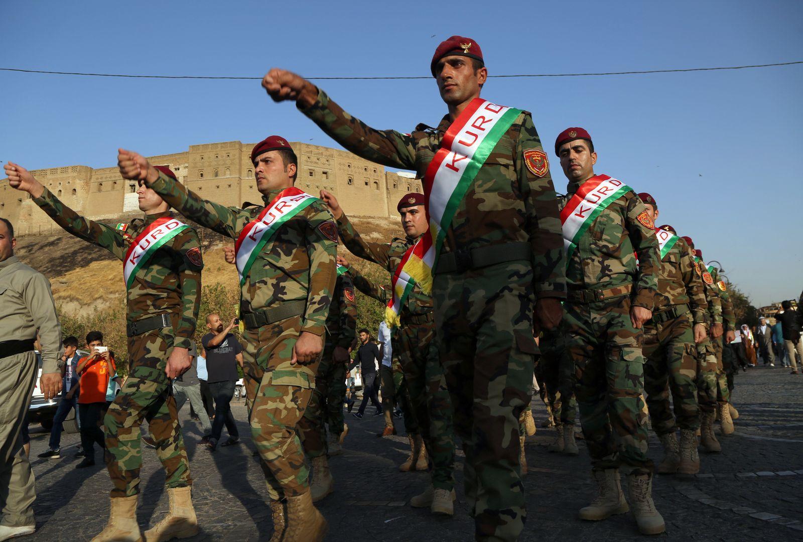 Irak/ Erbil/ Kurdistan
