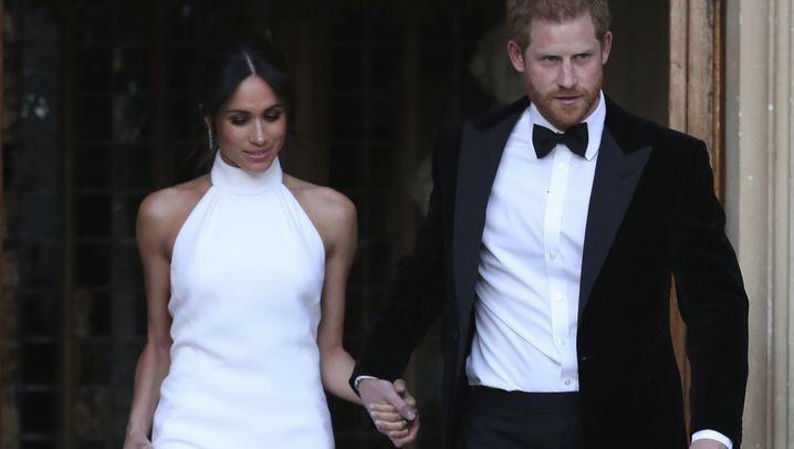 Royal Wedding: Der Abend, das Cabrio, die Party