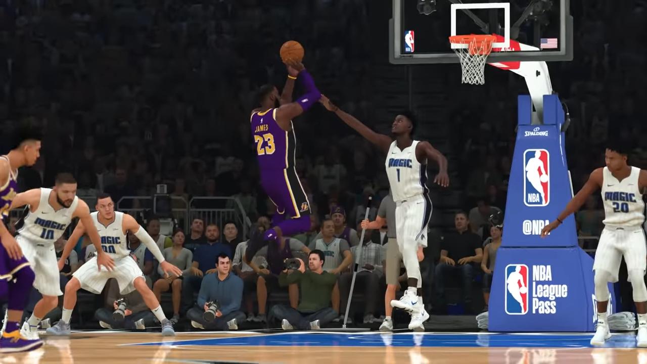 NBA 2K20_2K Sports