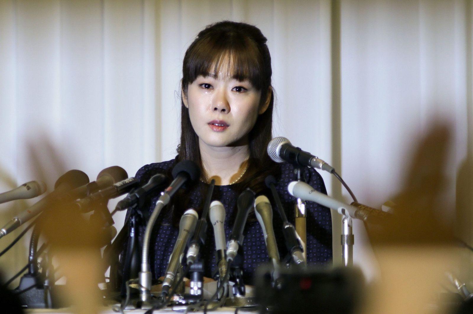 EINMALIGE VERWENDUNG Haruko Obokata/ Zellverjüngung