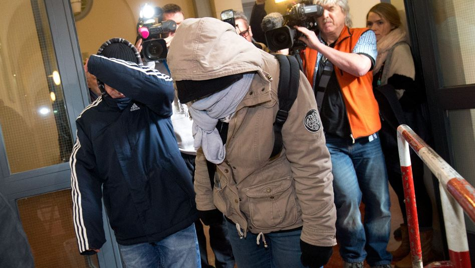 Chantals Pflegeeltern vor Gericht: Urteil nach drei Jahren