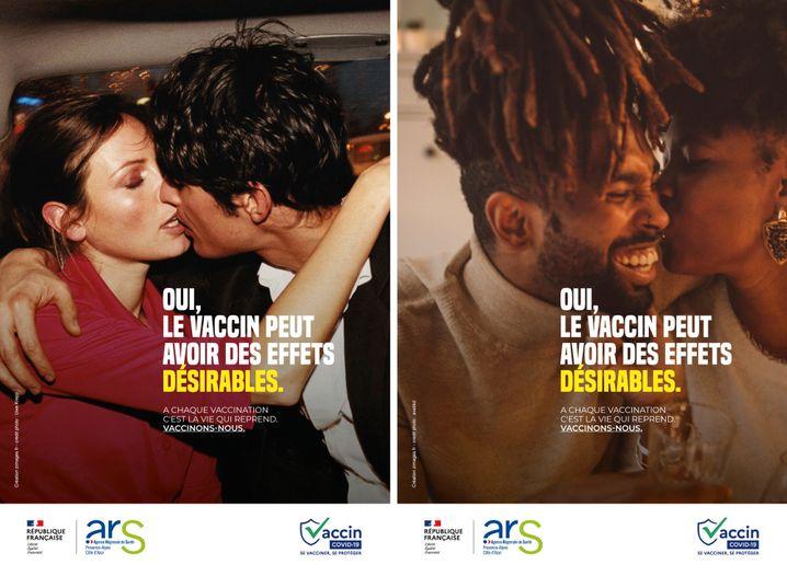 Plakate der französischen Region PACA: Positive Nebenwirkungen