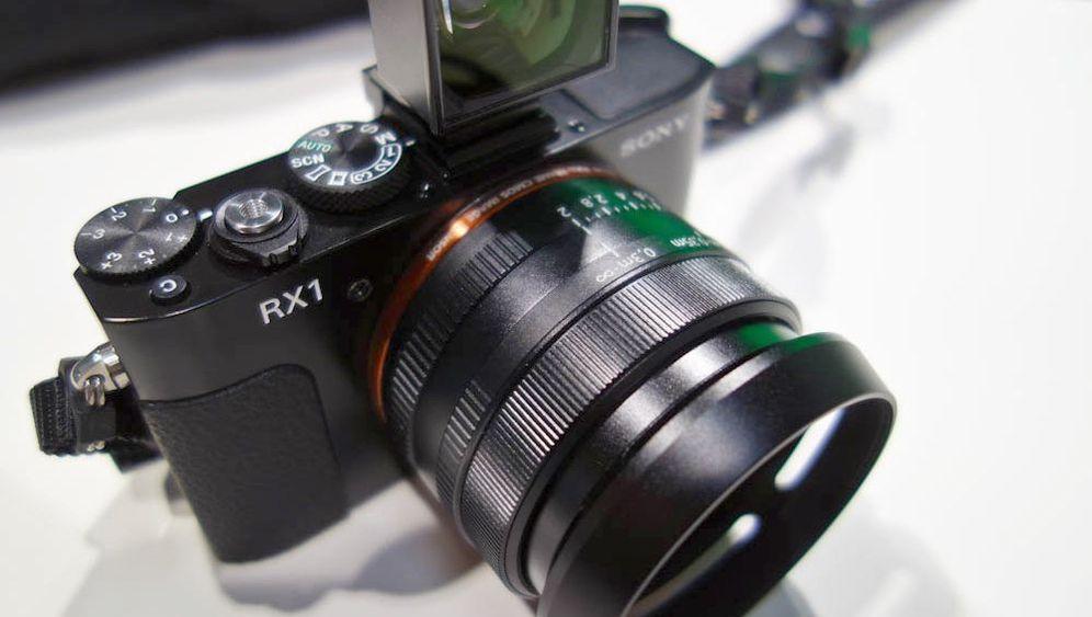 Fotomesse: Neues von Canon, Sony und Leica