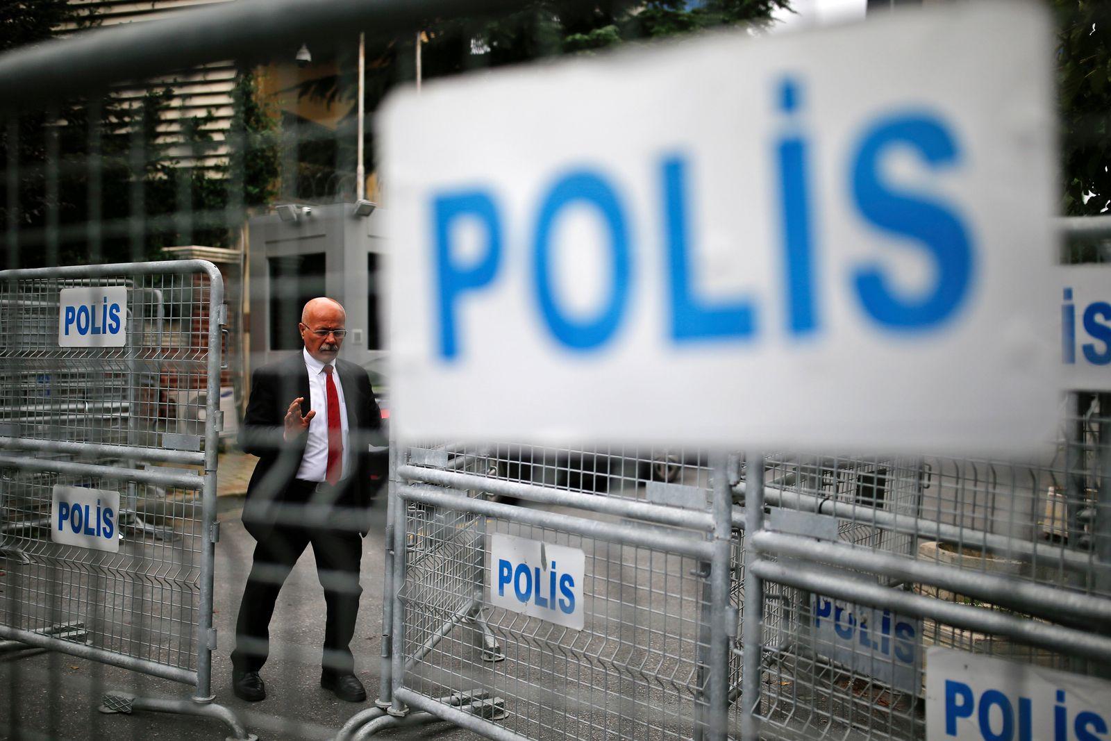 Fall Chaschukdschi: Türkei bestellt saudi-arabischen Botschafter