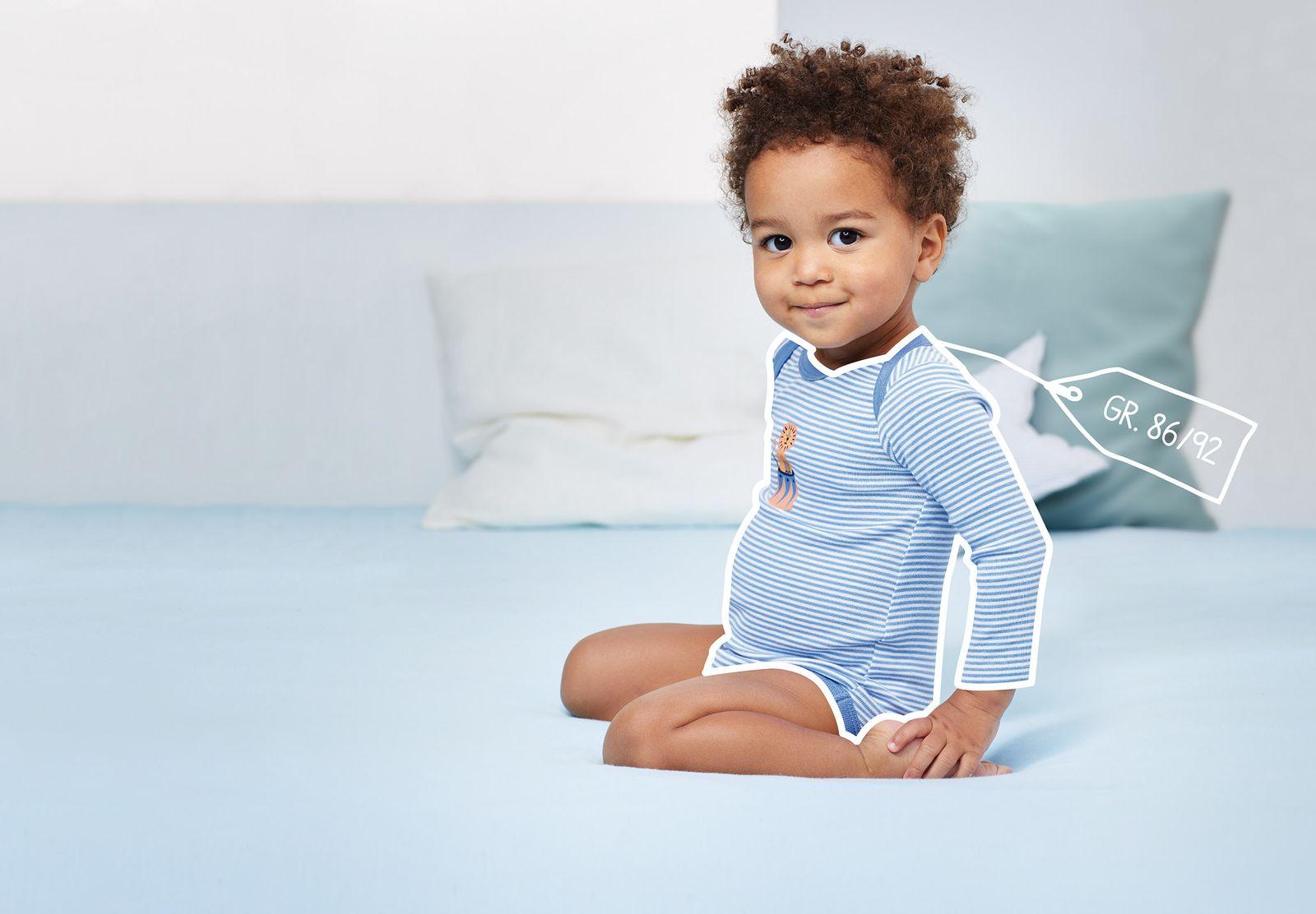 Tchibo Share: Mietservice für nachhaltige Baby- und Kinderkleidung