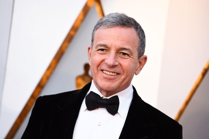 Disney-Chef Bob Iger setzt für seinen Streamingdienst auf mehr vom Gleichen.