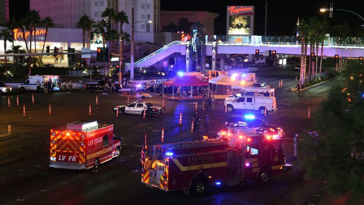 Las Vegas: Angriff auf das Country-Konzert