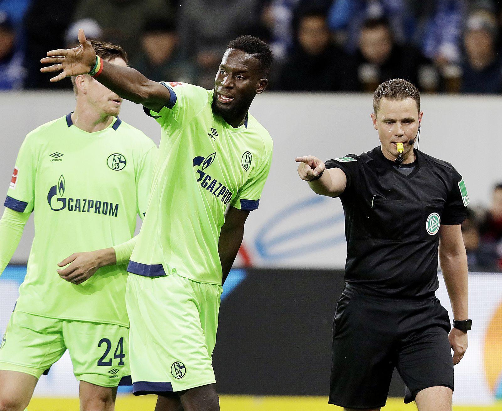 Bundesliga Schalke Hoffenheim