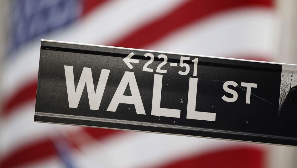 Börsenstandort Wall Street: Durchschnittsgehalt 363.000 Dollar