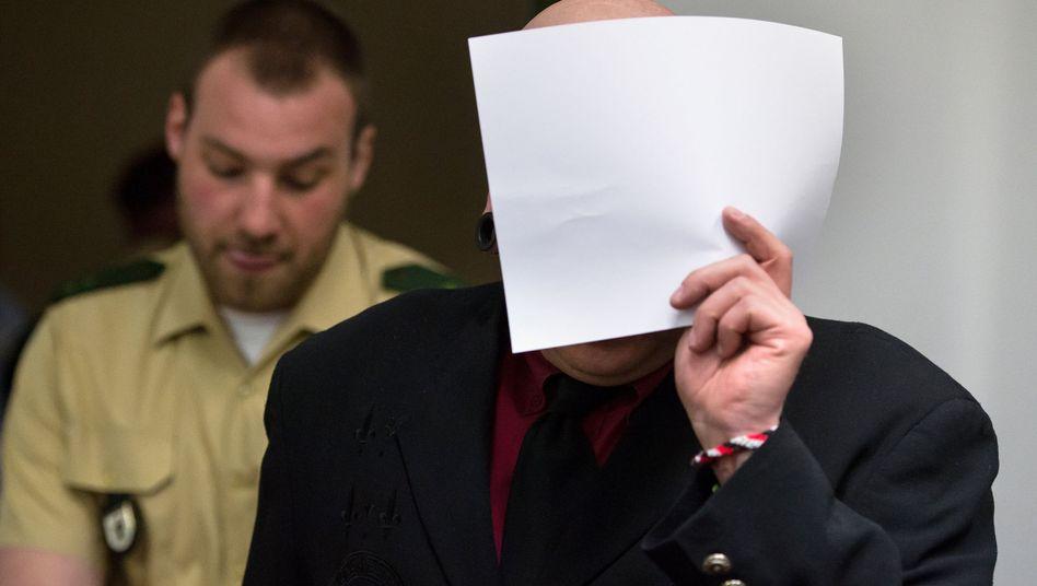 Angeklagter Markus W. (Ende April vor Gericht)