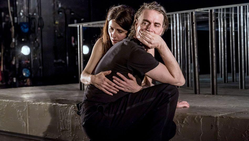 Marina Galic und Jens Harzer