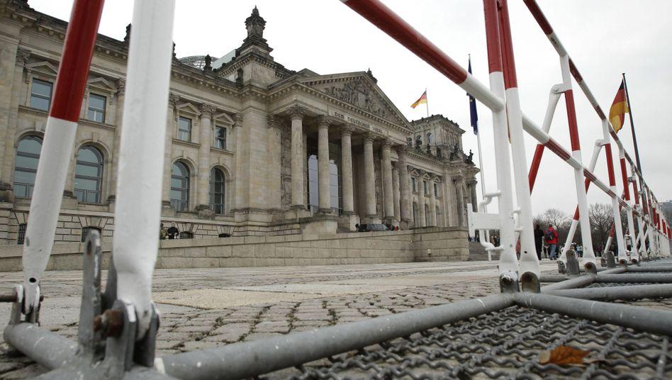 Reichstag in Berlin: Im Visier der Terroristen