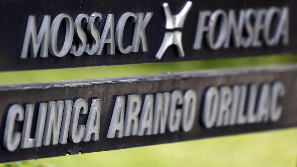 Mossack-Fonseca-Schild