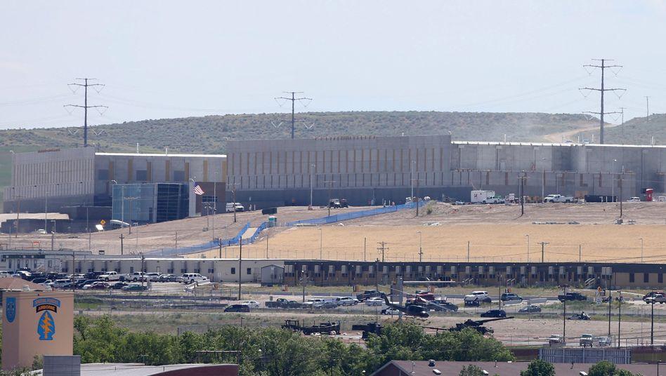 NSA-Datencenter in Utah: Server von Internetkonzernen direkt angezapft?