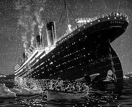 """Titanic""-Untergang: Boiler-Explosion nach Eisberg-Attacke?"