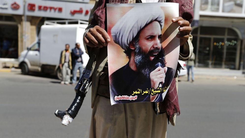 Kreuzigung gefordert: Saudis wollen Geistlichen hinrichten