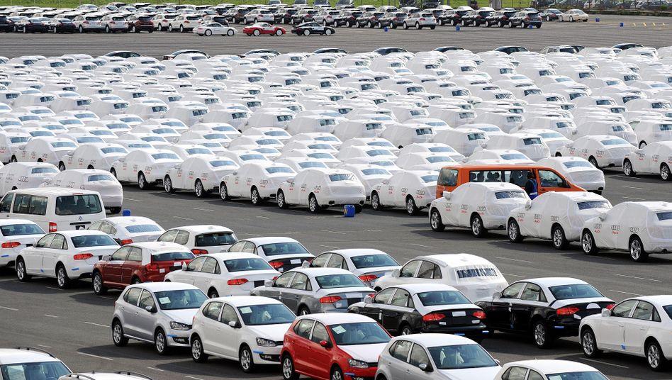 Audi und VW für den Export