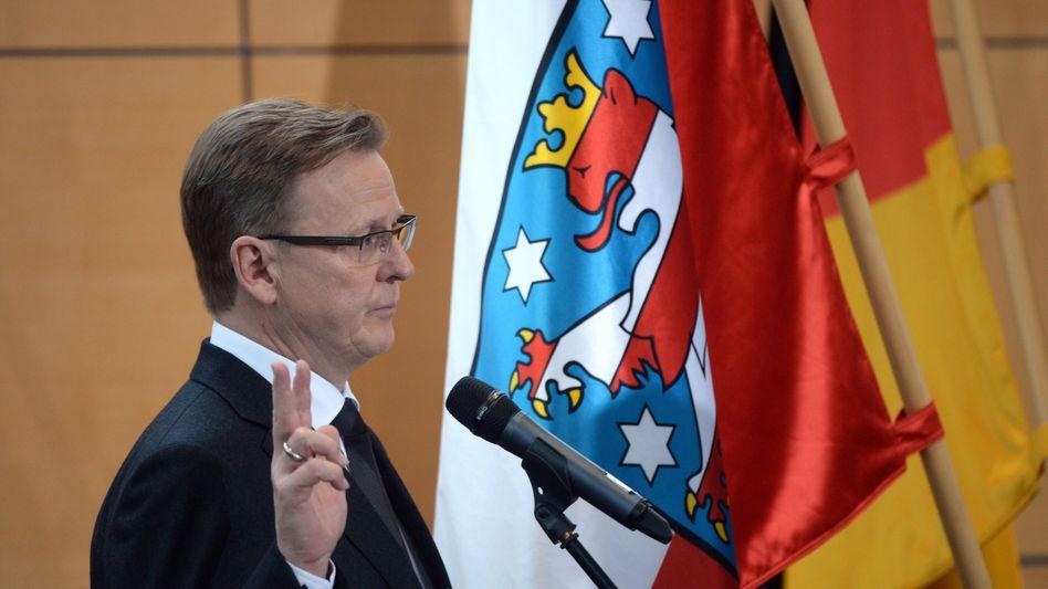 Kommentar zu Thüringen: Ramelows wichtigste Aufgabe