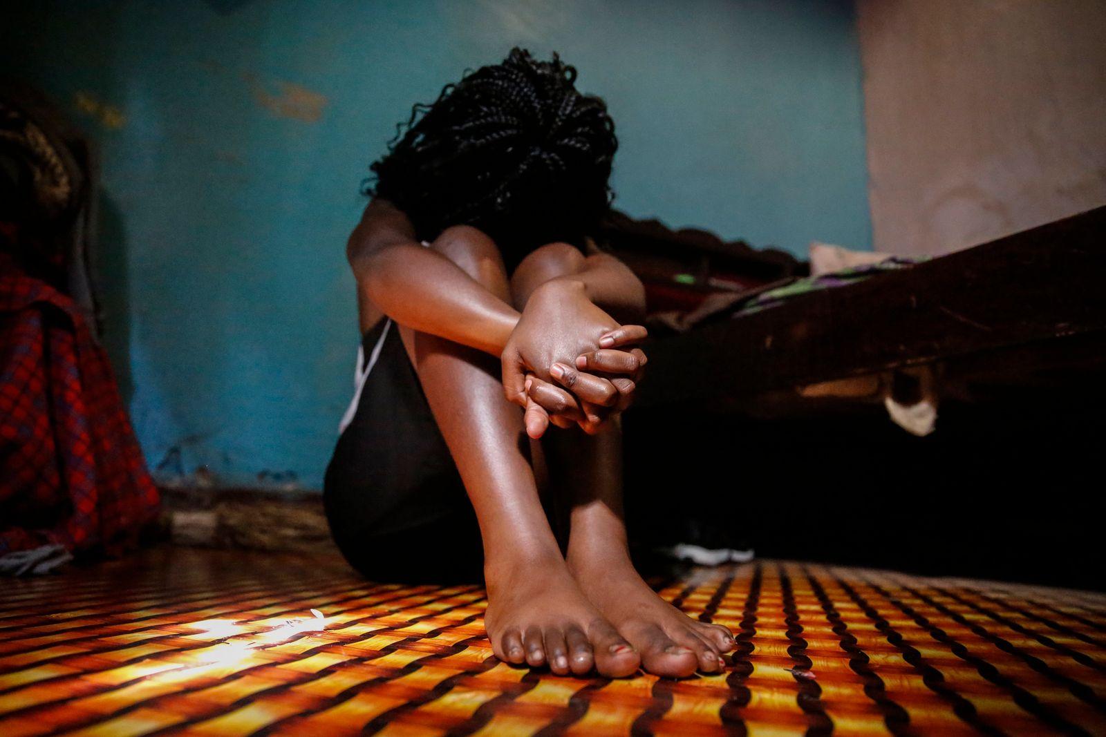 APTOPIX Virus Outbreak Kenya Child Labor