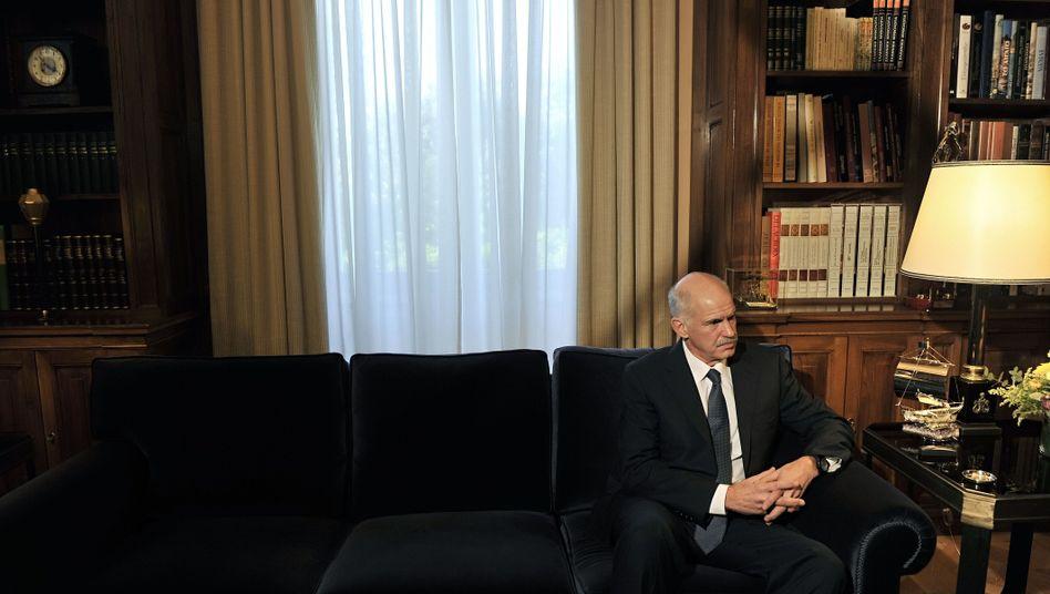 Griechischer Premier Papandreou: Schlau und ein bisschen dreist