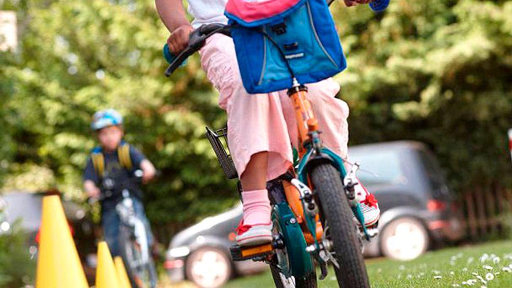 Projekt Radschlag: Fahrrad-Nachhilfe für die Kleinen
