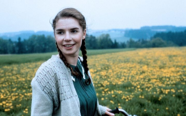 "Dana Vavrova, die Ehefrau des Regisseurs Joseph Vilsmaier, spielte die Hauptrolle in ""Herbstmilch"""