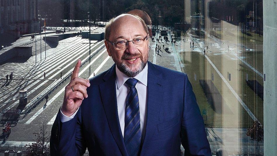 """Ex-Europaparlamentspräsident Martin Schulz: """"Ich kann keine Strategie der Nato erkennen"""""""