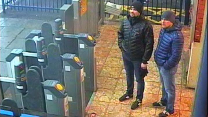 Fall Skripal: Russlands verdächtige Agenten