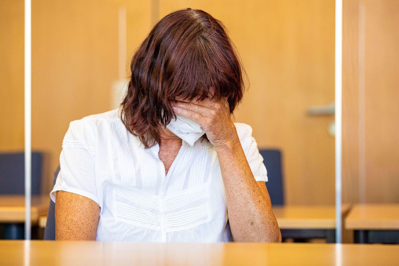 Prozess gegen Mutter wegen Misshandlung ihrer Söhne