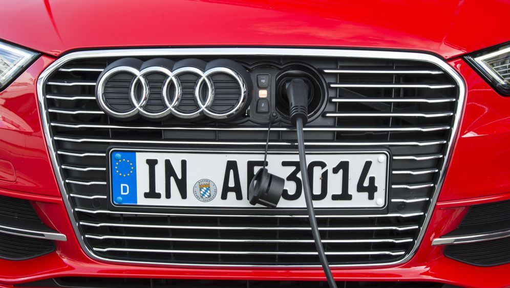 Autogramm Audi A3 e-tron: Audis sparsamstes Modell
