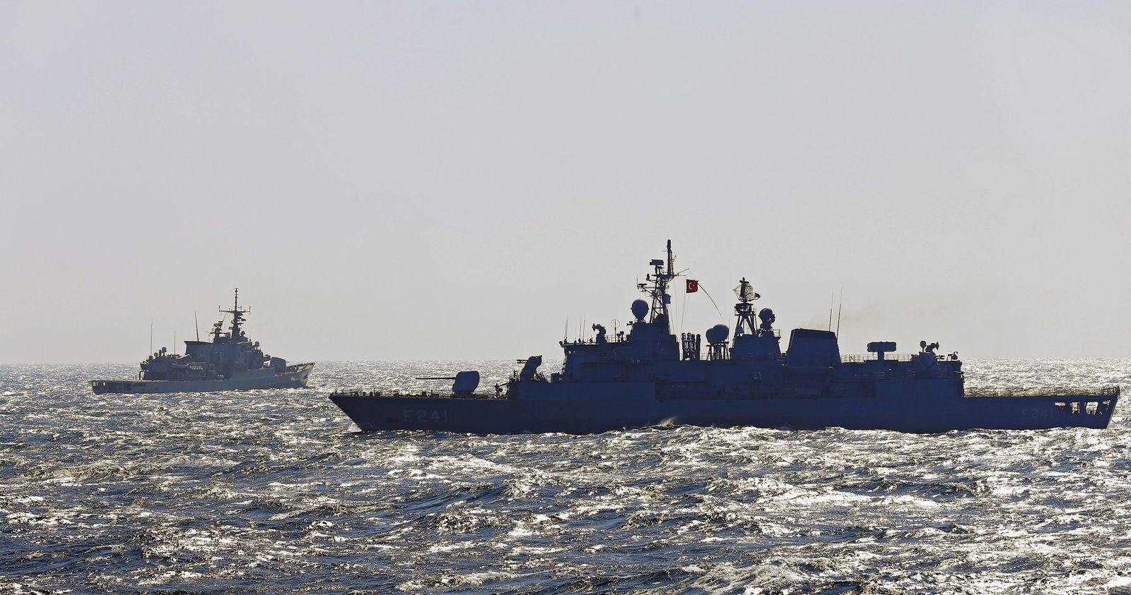 NATO / Schwarzes Meer