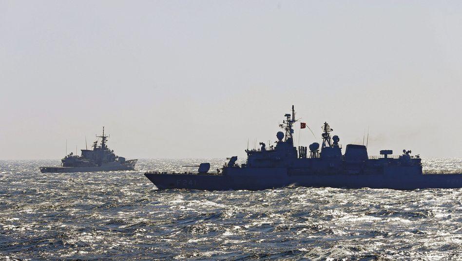 Nato-Manöver im Schwarzen Meer (Archivbild von 2015)