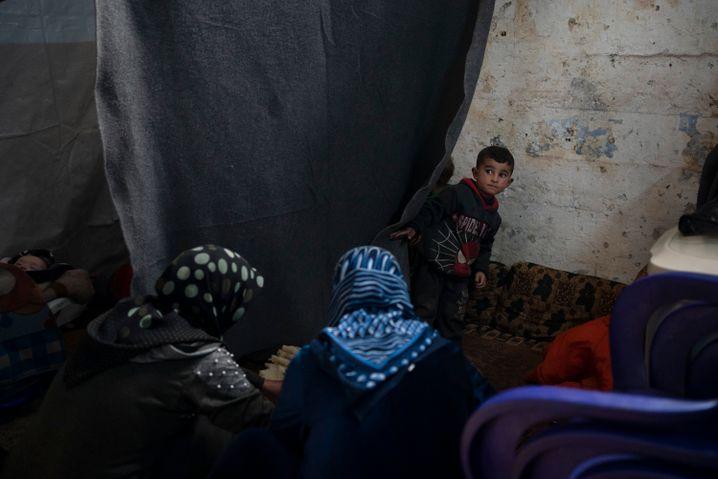 Die Menschen in Idlib wissen nicht, wohin