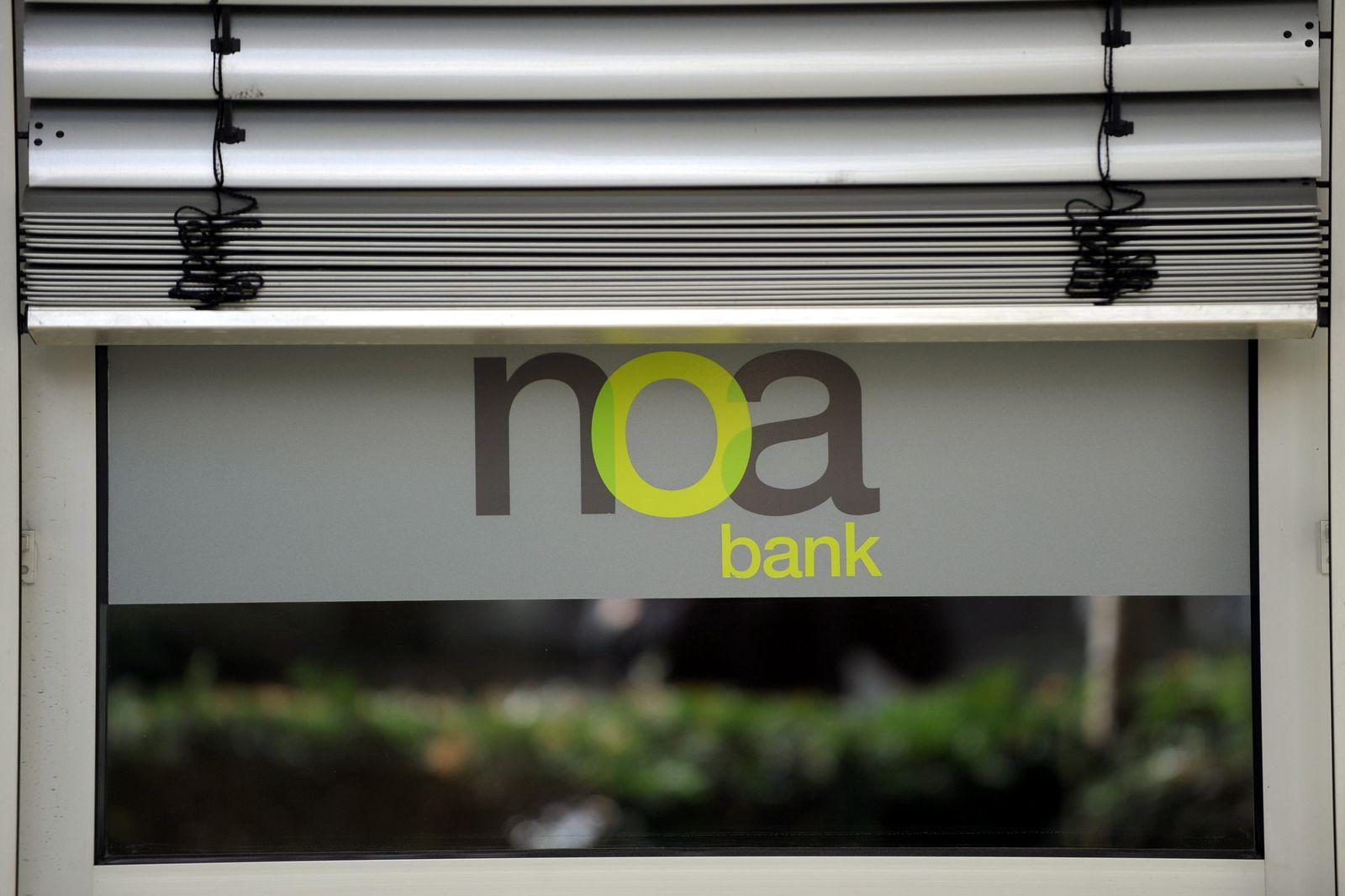 Bafin schließt Noa Bank für den Geschäftsverkehr