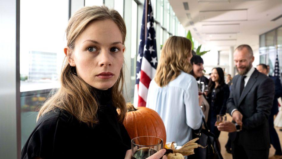 Agententochter Emily Fisher (Emilia Bernsdorf): am Ende nichts mehr gewiss