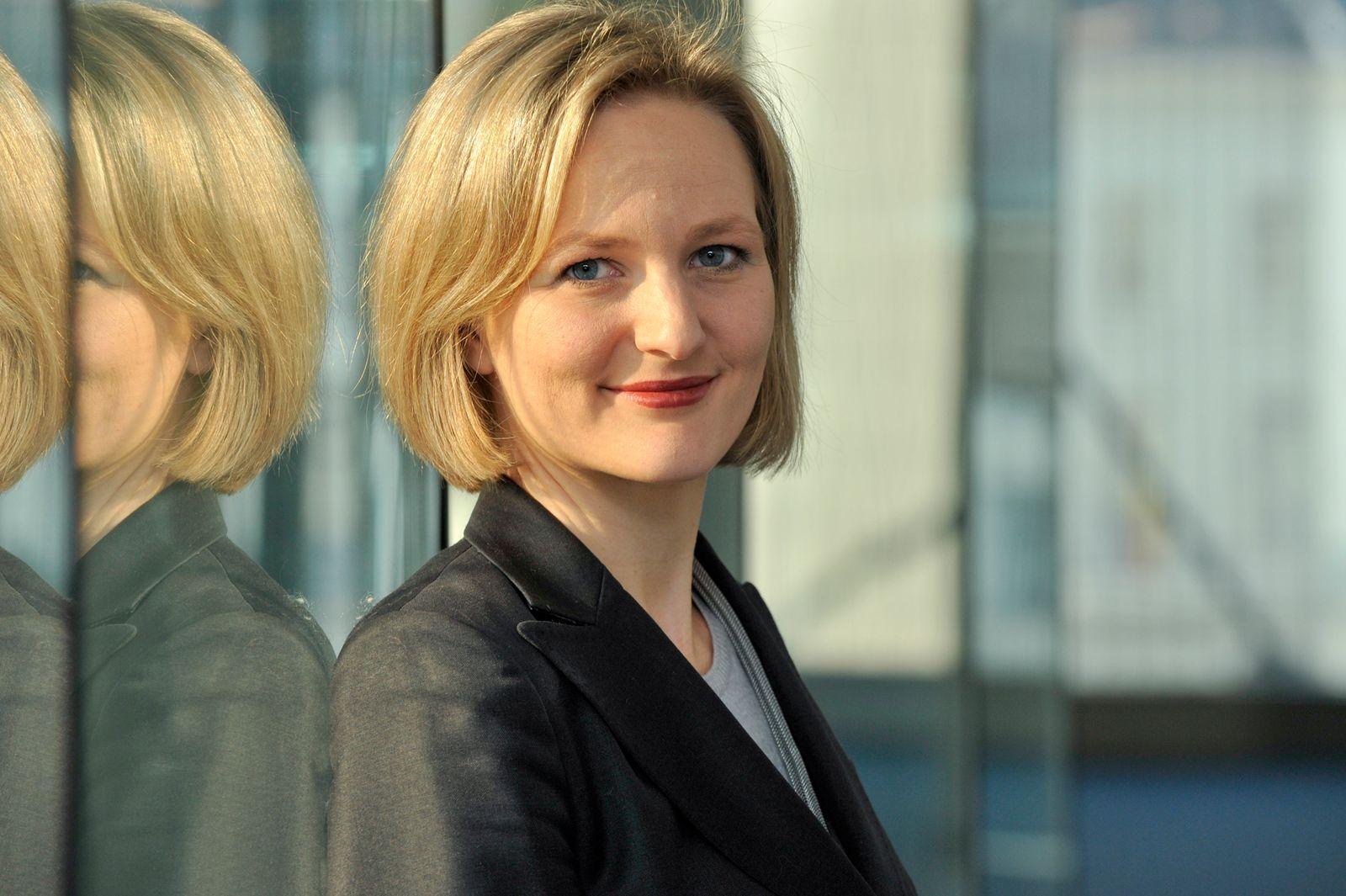 Franziska Brantner/ Die Grünen