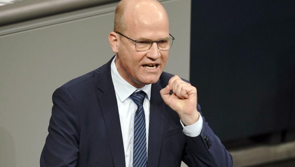 CDU-Politiker Brinkhaus: Er will wissen, was die SPD will