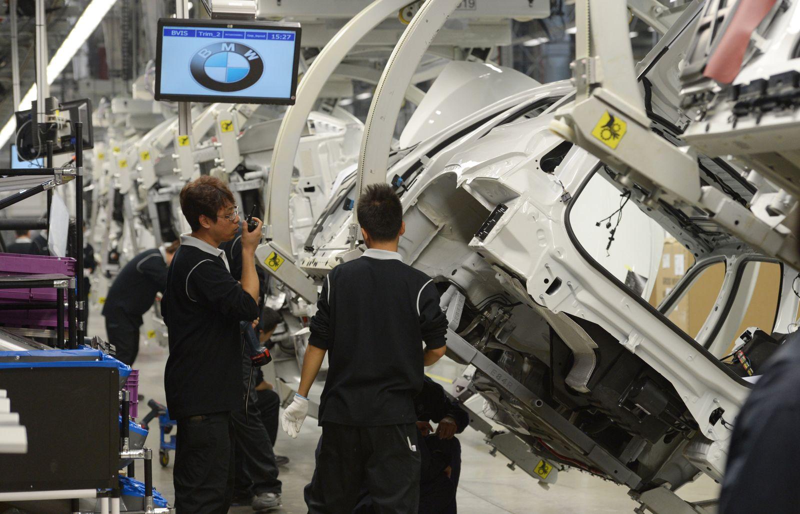 BMW-Werk Tiexi