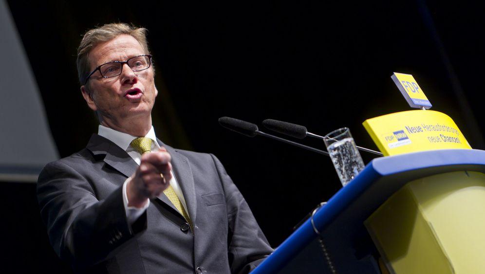 Guido Westerwelle: Stationen einer Karriere