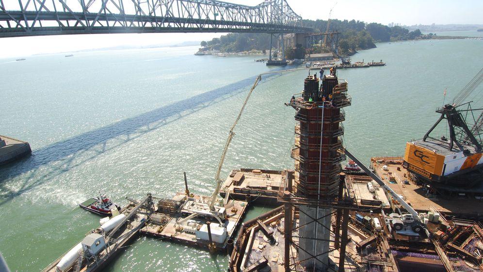 Spektakulärer Brückenneubau: Ein neues Wahrzeichen für San Francisco