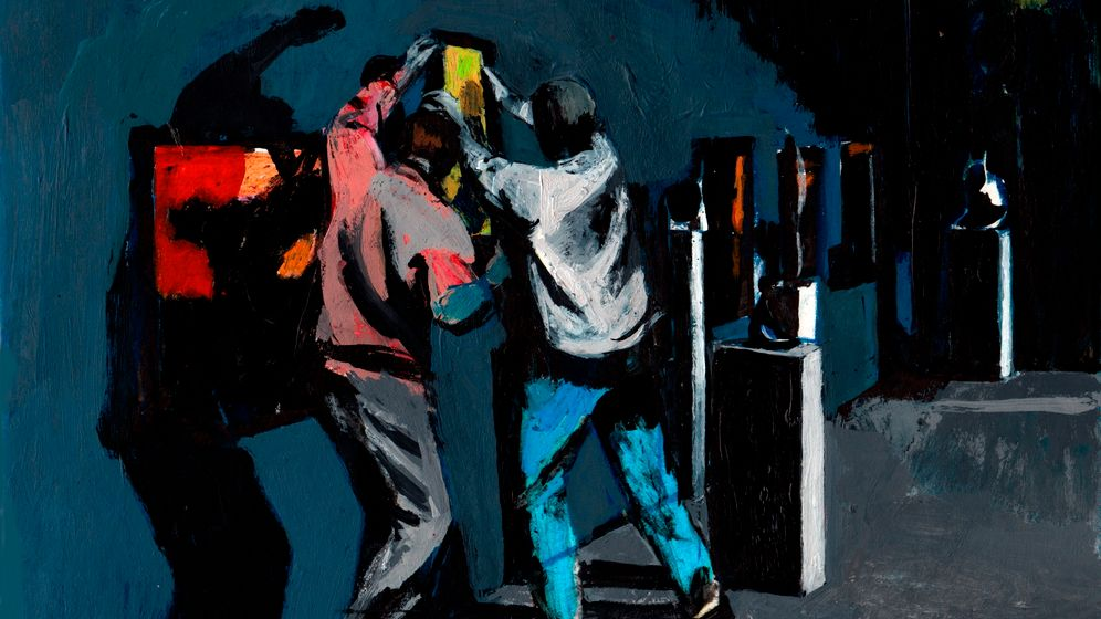 Studenten in U-Haft: Verdammte Angst