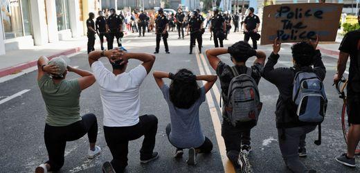 """Rassismus in den USA: """"Zur DNA der Polizei gehört es, die schwarze Bevölkerung zu unterdrücken"""""""