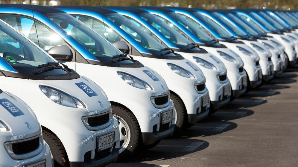 Mobilitätsdienste: Die Größe zählt