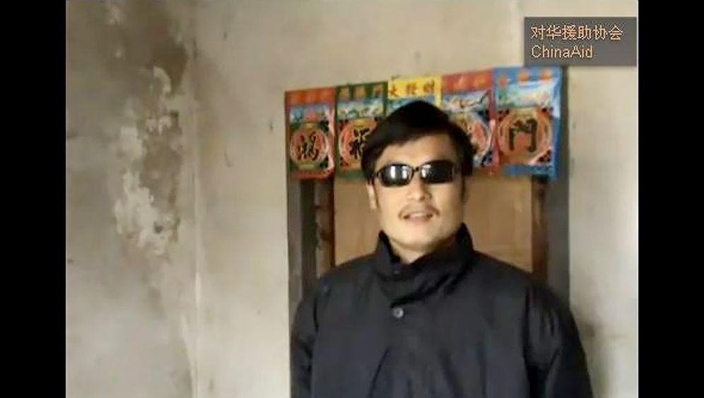 "Dissident Chen: ""An einem zu hundert Prozent sicheren Ort"""