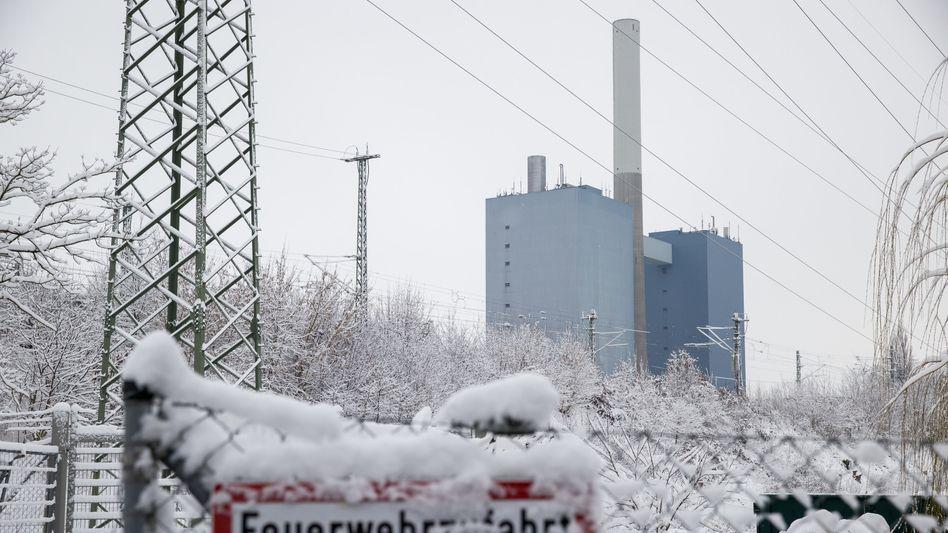 Ausgefallenes Kraftwerk in Nürnberg-Gerbersdorf: Wettlauf gegen den Frost