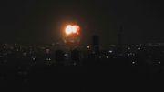Israel attackiert Ziele im Gazastreifen