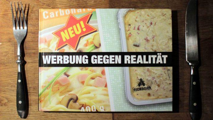 Bildband: Werbung gegen Realität