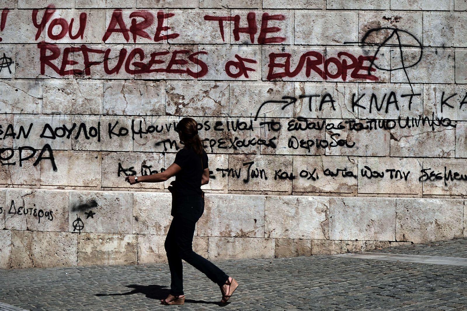 TOPSHOTS-GREECE-FINANCE-ECONOMY-PUBLIC-DEBT
